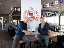 VV Den Ham is 75 jaar en smeert de verjaardag uit over lange tijd