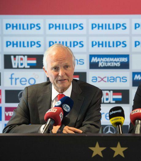 Jan Albers wordt na zijn periode bij PSV nu topcommissaris bij de KNVB