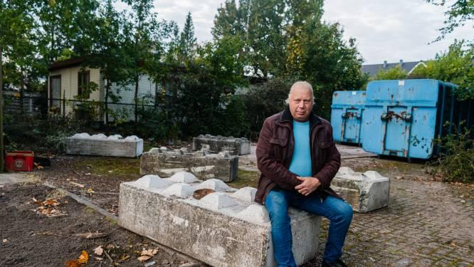 Heibel op woonwagenkamp in Maartensdijk na ontruiming standplaats: 'Ze willen ons uitroeien'