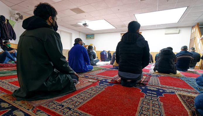 Foto ter illustratie. Niet de moskee in kwestie.
