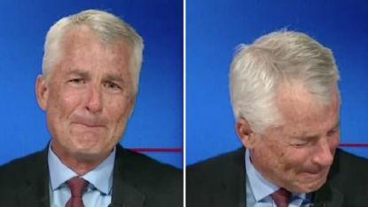 Gewezen FBI-agent barst in tranen uit terwijl hij op CNN live commentaar geeft op schietpartij Florida