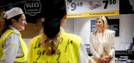 Komen kerstboodschappen in de knel? Personeel supermarkten in actie voor beter loon
