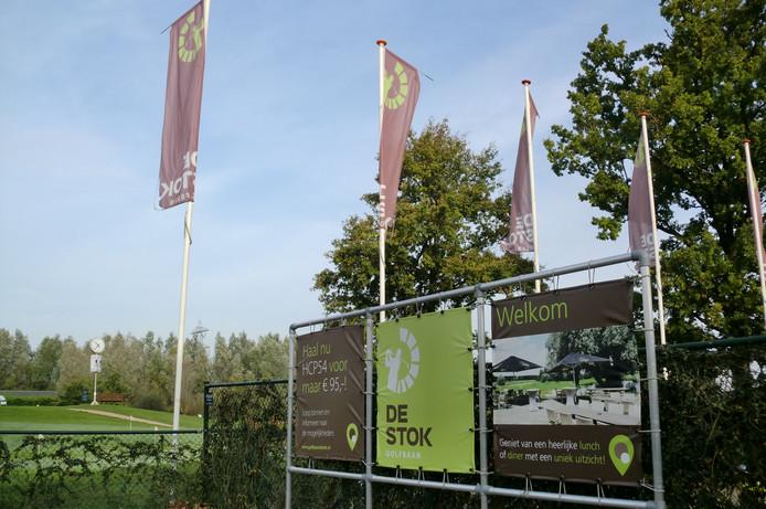 golfbaan De Stok in Roosendaal