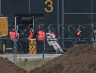 Eerste dag van reconstructie zaak-Chovanec op luchthaven van Charleroi
