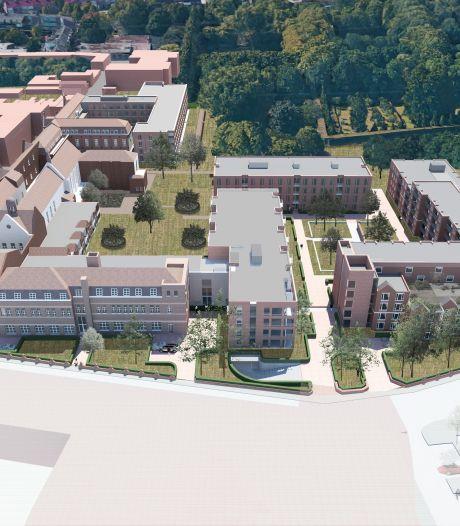 Transitie van Tilburgs kloostercomplex gaat laatste fase in, woningen blijken gewild