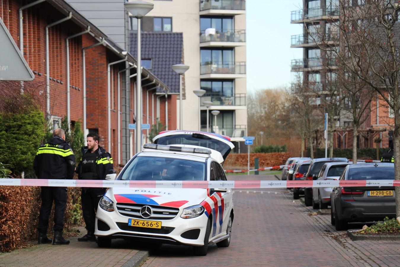 Politie op zoek naar getuigen woningoverval Theetuinlaan Vleuten