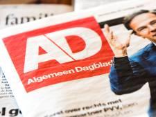 Door technische storing geen digitale krant