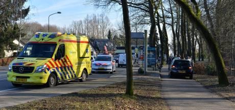 Gewonde vrouw uit greppel gered bij Wenum-Wiesel