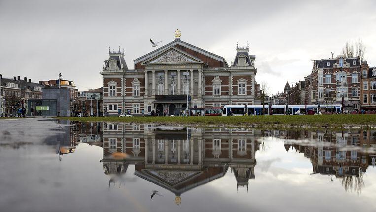 Het Concertgebouw Beeld anp