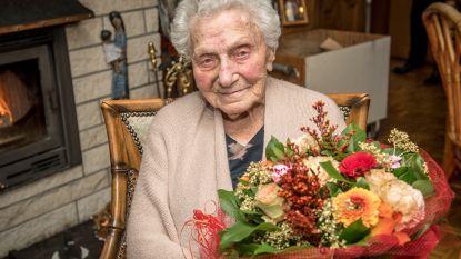 Lucie viert 102de verjaardag