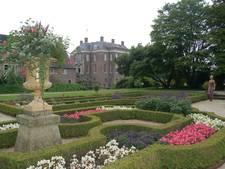 Tuinen en kasteel bewonderen bij open huis Middachten