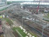 17 dagen aan spoorvernieuwing in Zwolle in één minuut