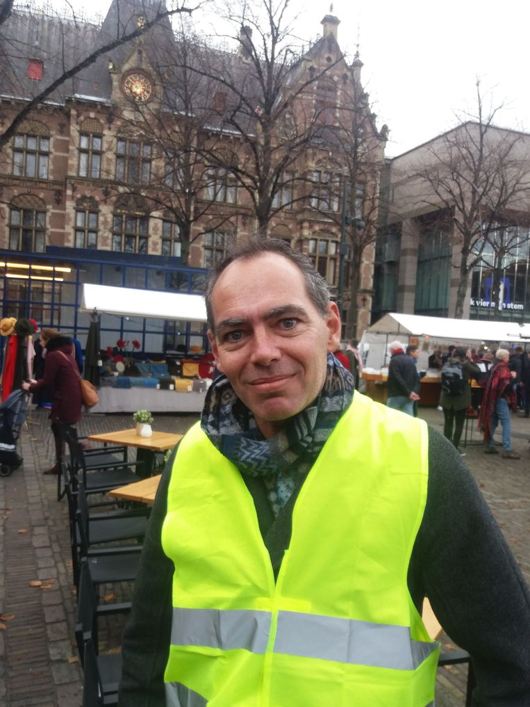 Kim Winkelaar. Beeld Dirk Waterval