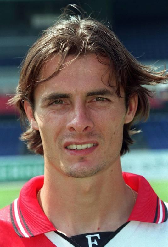 Kees van Wonderen in 1997.