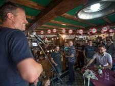 'Padoem Patsss' op Twitterfeest van Rob Scheepers in Sterksel