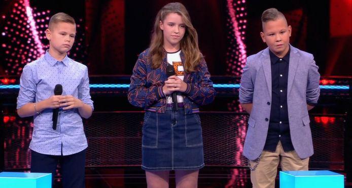 Sam, Merle en Brandon