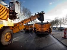 Extra reistijd tussen Zwolle en Amersfoort door wegwerkzaamheden