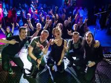 Roosendaalse rockband Equisa na anderhalf jaar weer op het podium: 'We hebben hier zo'n zin in!'