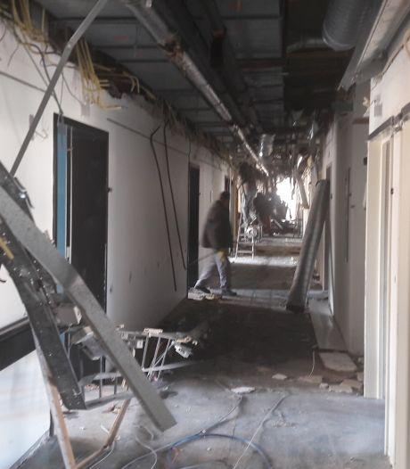 Sloper oude ziekenhuis Bernhoven Veghel overweegt aangifte tegen inbrekende YouTubers