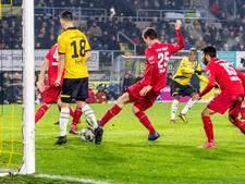 Holla na zege FC Twente: 'Fijner naar de stand kijken zo'