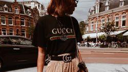 De populairste modemerken van het moment zijn...