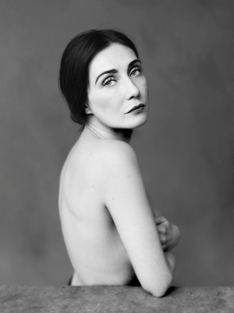 Carice van Houten, actrice en zangeres (2015)  Beeld stephan vanfleteren