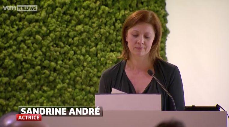 Sandrine André haalt herinneringen op aan haar nonkel.