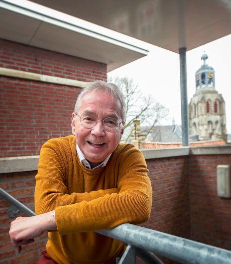 Piet Jansen stort zich op Safari Kwartet: 'Ik schreef iedere dag, het ratelde maar door in mijn kopke'