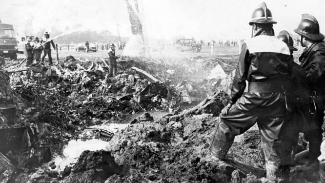 Wandelzoektocht herdenkt 50 jaar vliegtuigramp Aarsele