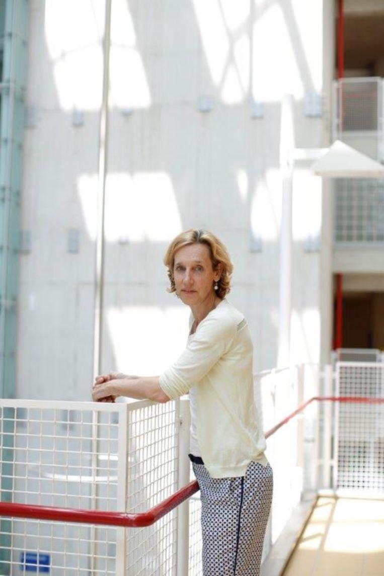 Floortje Scheepers Beeld Universiteit Utrecht