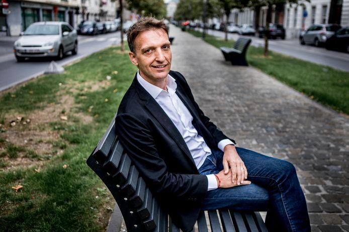 Jan Eeckhout bestudeert al jaren de groeiende marktmacht van de grote technologie-bedrijven.