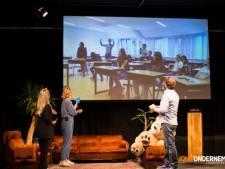 2College Durendael scoort met handdoek in een bidon: eerste prijs voor Jong Ondernemen