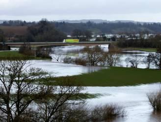 """""""Grootste gevaar op kritieke overstromingen geweken"""""""