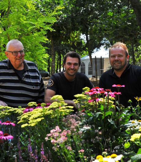 Formule jubilerende tuinbeurs Bloem & Tuin in Nuenen staat