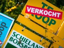 Woningmarkt blijft doordraaien, vooral dure huizen in trek