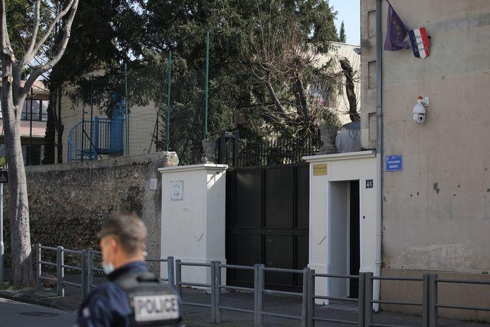 La sécurité aux abords des sites de la communauté juive à Marseille a été renforcée.
