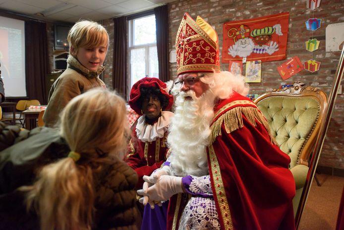 Het Sinterklaashuis in Valkenswaard trekt wekelijks honderden belangstellenden.