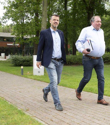 Remon Enting (De Graafschap) nieuwe manager financiën en bedrijfsvoering Heracles