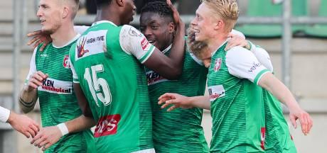 FC Dordrecht dankzij Fortuna-huurling verlost van laatste plaats