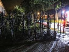 Vier brandjes in Helmond, politie gaat uit van brandstichting