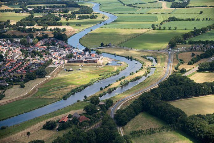 Waterschap Drents Overijsselse Delta heeft een uitgebreide inspectie van de dijken gedaan.