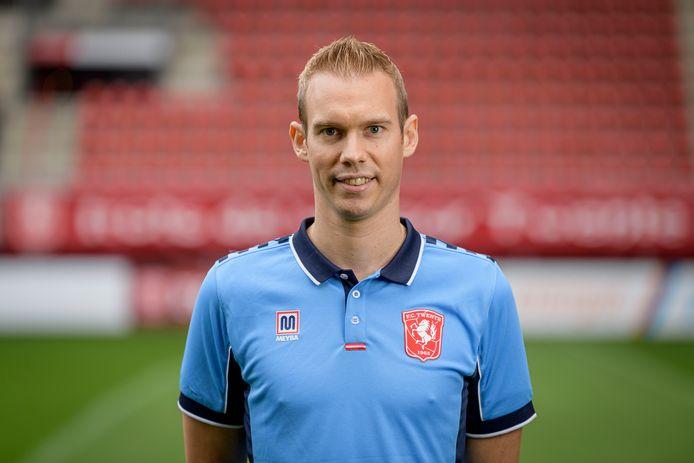 Tommy Stroot, trainer FC Twente Vrouwen.