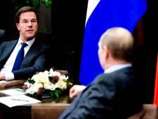 Rutte ziet Poetin weer bij de G20: 'Weet je nog, Vladimir?'
