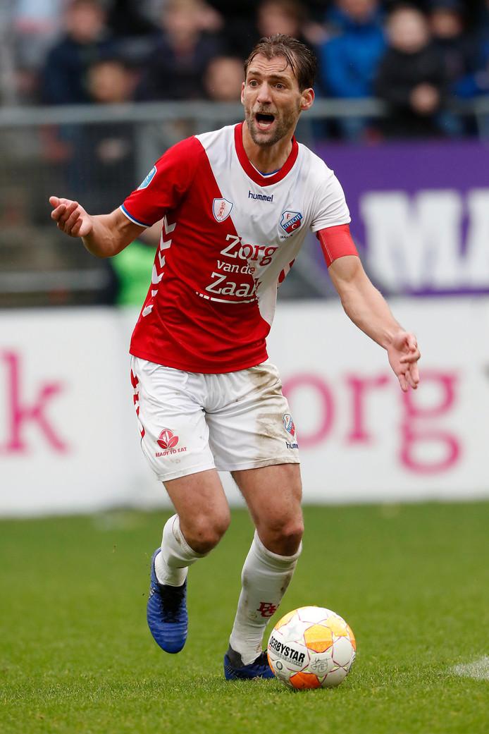 Willem Janssen van FC Utrecht.
