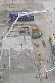 De complete bouw van Volta en Edison in twee minuten
