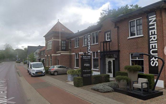 Gemullehoekenweg 59, waar nu Huis van Strijdhoven is gevestigd, is in beeld voor de bouw van appartementen.