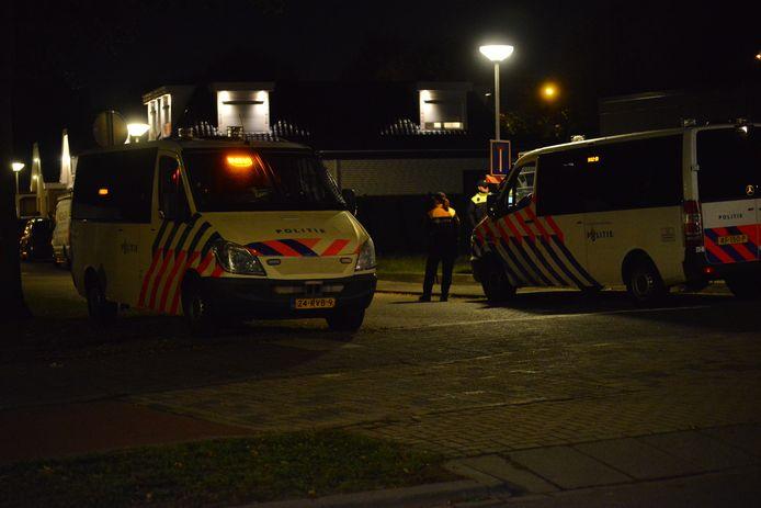 De inval bij het woonwagenkamp in Breda maakte deel uit van een grotere operatie.