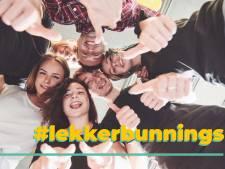 Lekker Bunnings: jeugd zelf aan de slag voor twee weken vol activiteiten, gemeente betaalt