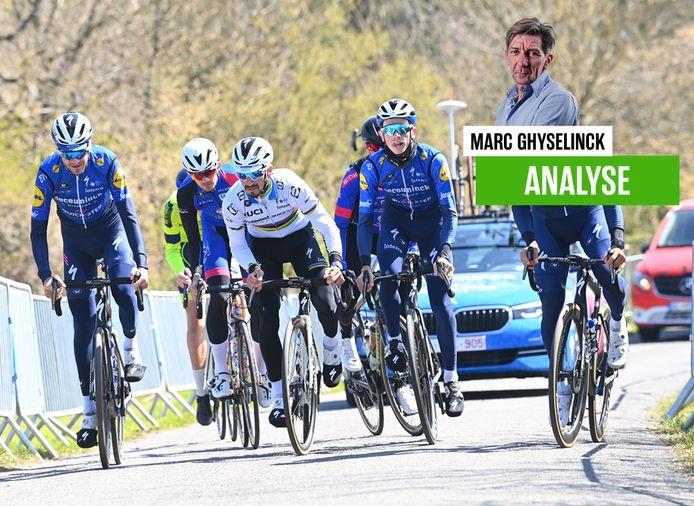 Onze chef wielrennen laat zijn licht schijnen op het klassieke wielervoorjaar.