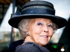 Prinses Beatrix onder prominente kunstverzamelaars